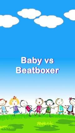 Baby vs Beatboxer