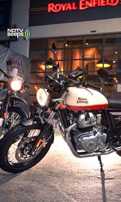Royal Enfield Begins Operations In Singapore With New Store